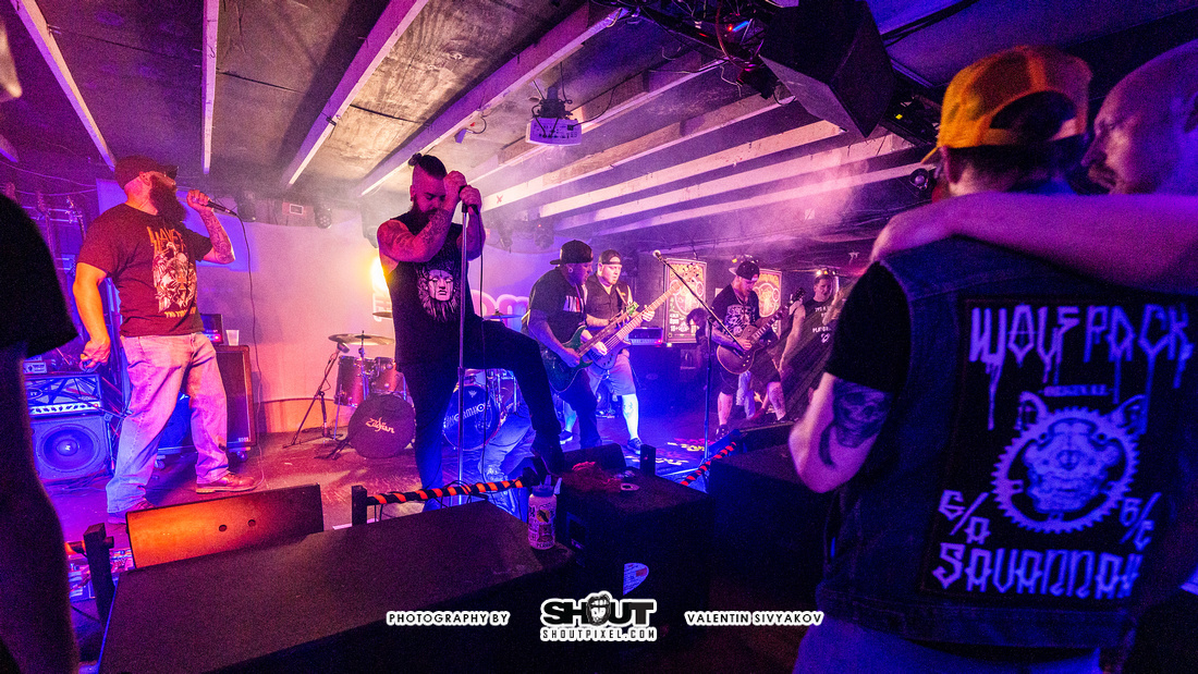 WORMSTOCK at The Wormhole photography by Valentin Sivyakov