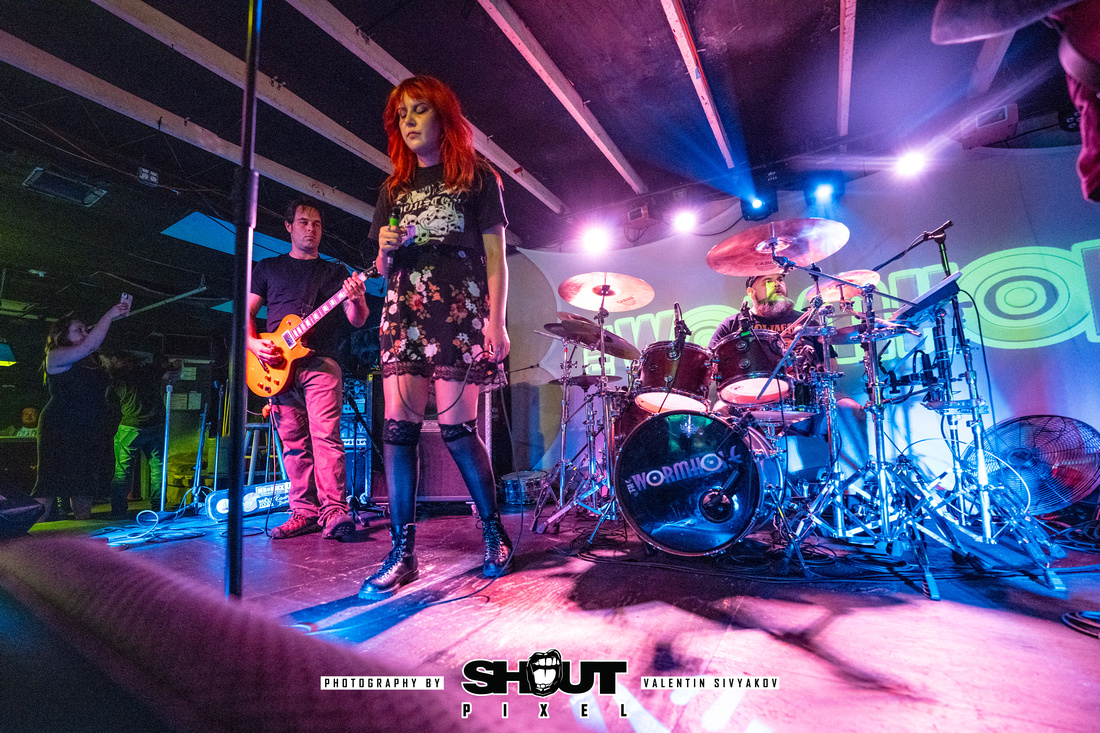 Insight at  The DOG DAYS of ROCK Fundraiser at Wormhole