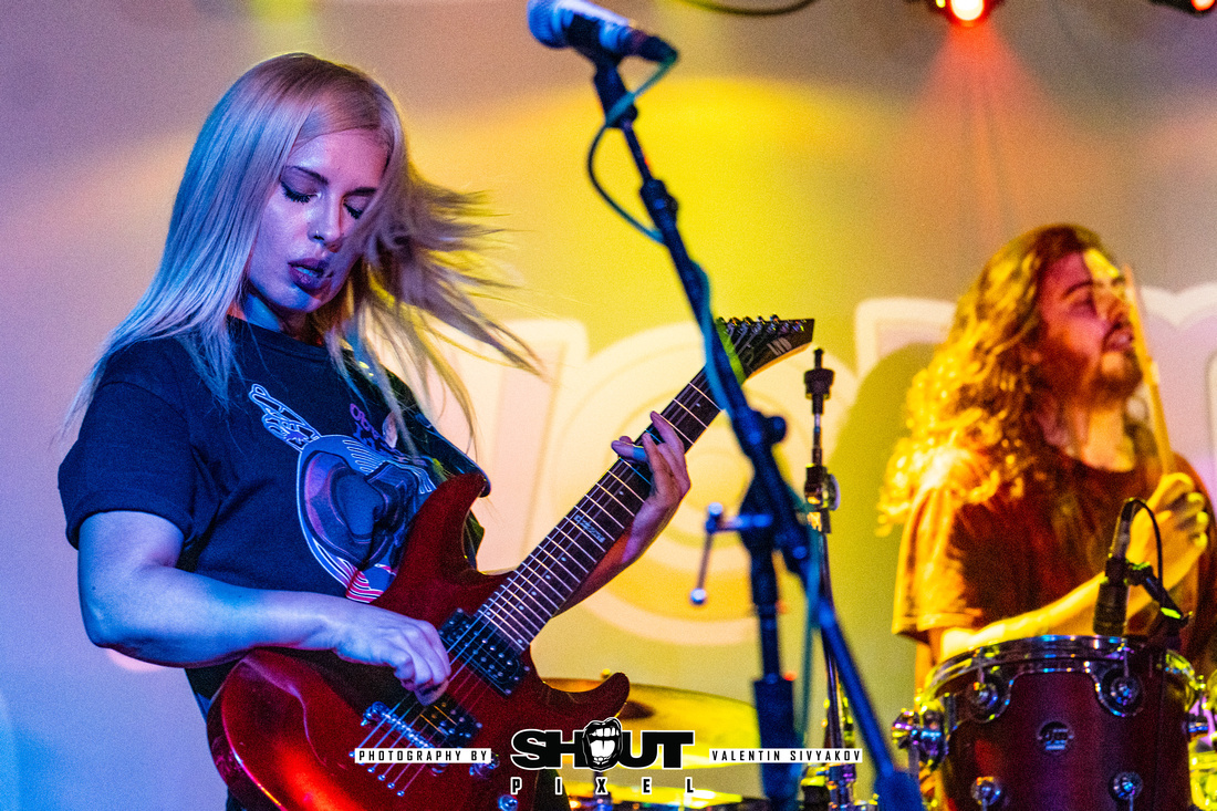 LILAKK at The DOG DAYS of ROCK Fundraiser at Wormhole