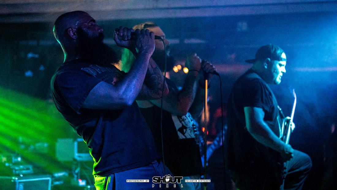 Guns To Gallows at 'Summer Slam' at Wormhole Savannah,