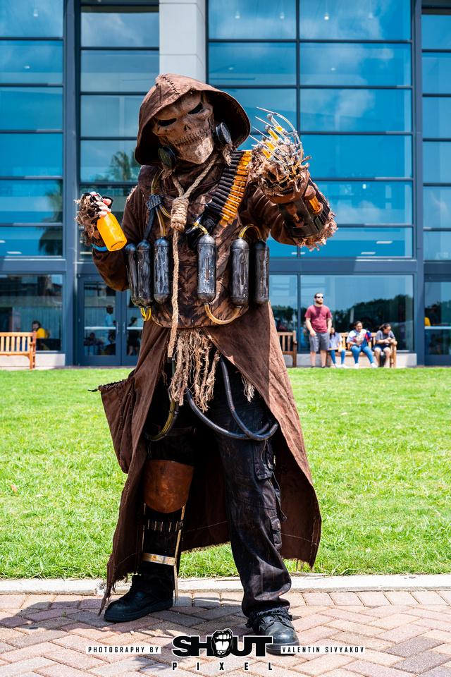 Savannah Mega Comic Con photo by shout pixel